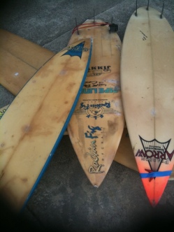 repaired boards