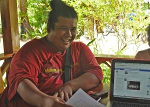 Boyet Gavino, Balikbayod Ambassador from Cebu