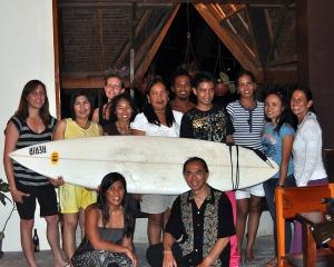 Balikbayod Team